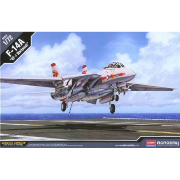 (12504) F-14A VF-1 Wolf Pack 1/72