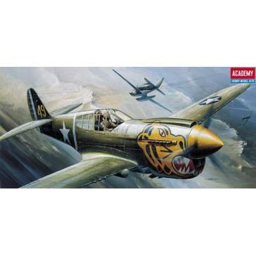 P-40E 1/72