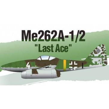 """Me262A-1/2 """"Last Ace"""" LE: 1/72"""