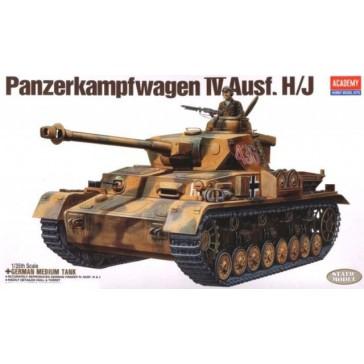 GERMAN PANZER IV H IV H 1/35