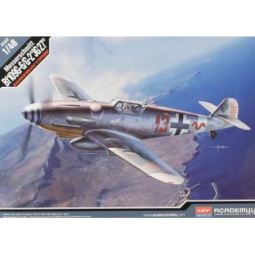 Messerschmitt Bf109G6/G2 JG27 1/48