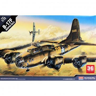 (2188) B-17F MEMPHIS BELLE 1/72
