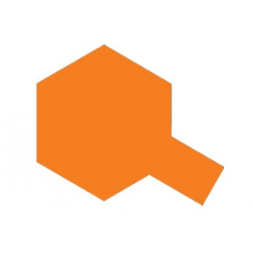 Acrylic paint Mini - X26 Orange translucide