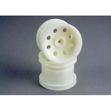 Wheels, dyeable nylon 2.2 (rear) (2)