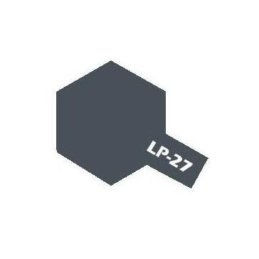Lacquer paint - LP27 Gris Panzer