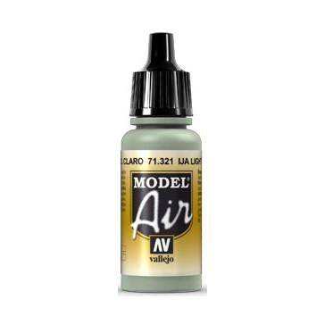 Acrylic paint Model Air (17ml)  - IJA Light Grey Green