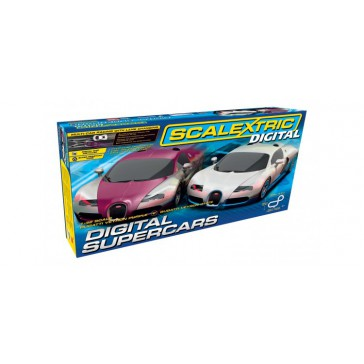 SET DIGITAL SUPERCARS