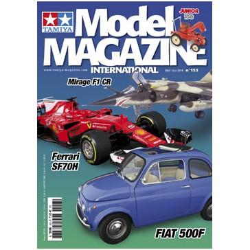 Tamiya Model Magazine 153
