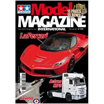 Tamiya Model Magazine 129