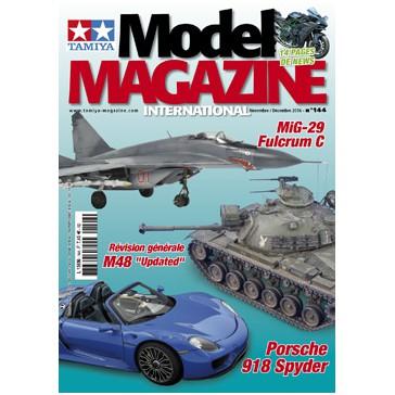 Tamiya Model Magazine 141