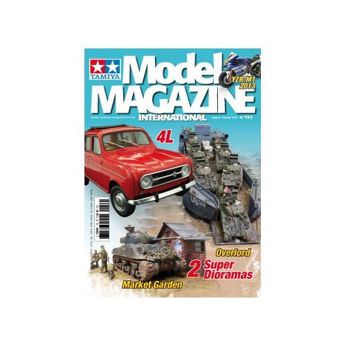 Tamiya Model Magazine 133