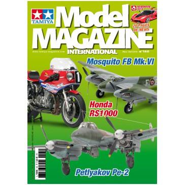 Tamiya Model Magazine 140
