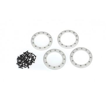 Beadlock rings, satin (2.2) (aluminum)(60mm (1)/ panhard link, 5x63mm