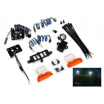 LED light set (contains headlights, tail lights, side marker lights,