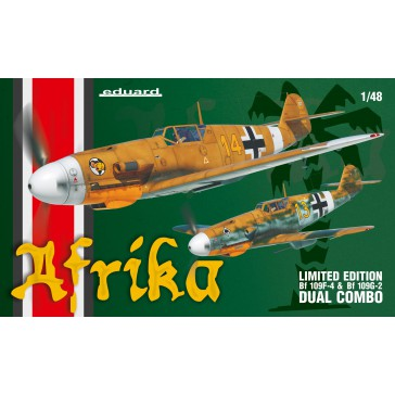 Afrika DUAL COMBO,  Limited Edition  - 1:48