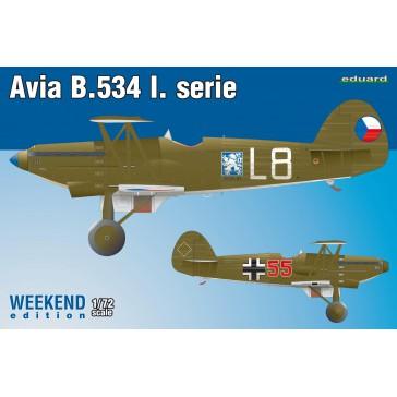 Avia B-534 I.serie, Weekend Edition  - 1:72