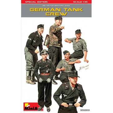 German Tank Crew Special Edition