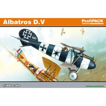 Albatros D.V., Profipack  - 1:48