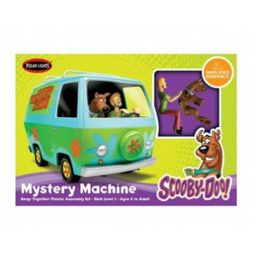 Scoobidoo Mystery Machine      1/25