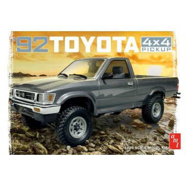 Toyota 4x4 Pick-up             1/20