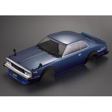 Nissan 1977 Skyline hardtop 2000 GT-ES Finished Body Blue