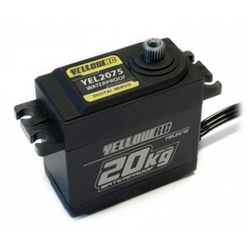 YellowRC 20KG Digital Waterproof Servo TRX2075 replacement + free ext
