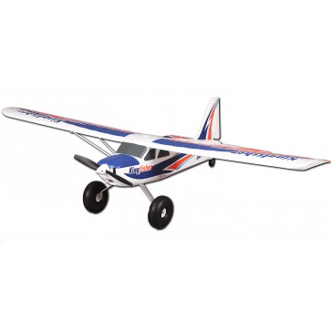 Plane 1400mm Kingfisher PNP kit with Floats & Skis