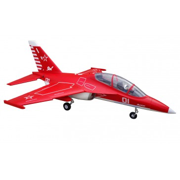 Jet 70mm EDF V2 Yak 130 Red PNP kit