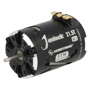Xerun Justock 21 Turn G2.1 Motor Sensored 1800kV for Cralwer