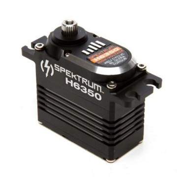 H6350 Ultra Torque High Speed Heli Cyclic HV Servo
