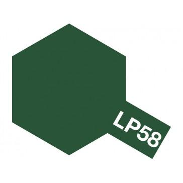 Lacquer paint - LP58 Vert OTAN