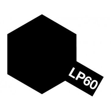 Lacquer paint - LP60 Noir OTAN