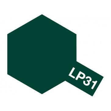 Lacquer paint - LP31 Vert Foncé Marine Jap.