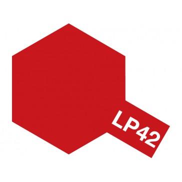 Lacquer paint - LP42 Rouge Mica