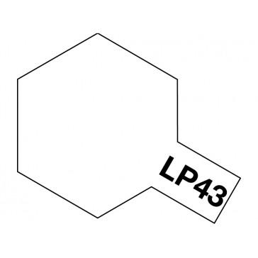 Lacquer paint - LP43 Blanc Nacré
