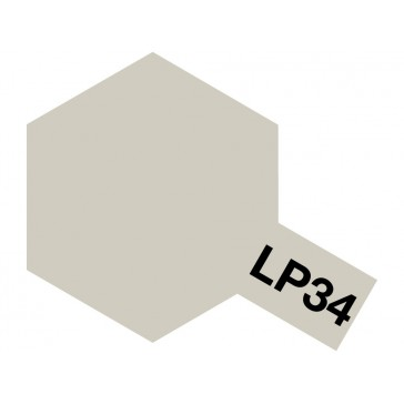 Lacquer paint - LP34 Gris Clair U.S. Navy