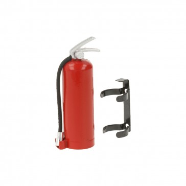 Fire extinguisher with bracket - 40 mm