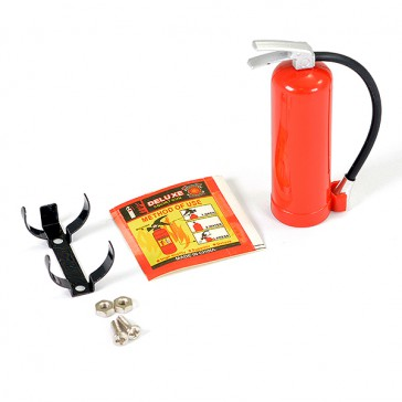 FIRE EXTINGUISHER & ALLOY MOUNT