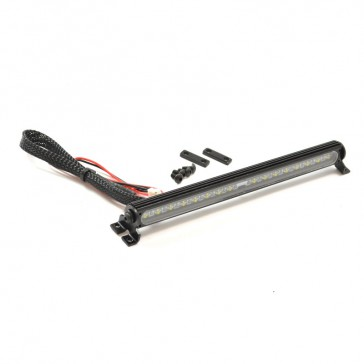 ALUMINIUM 32 LED LIGHT BAR w/MOUNTS 150MM WIDE