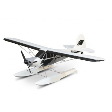Plane 1700mm PA-18 Super Cub PNP kit with Float & free reflex system