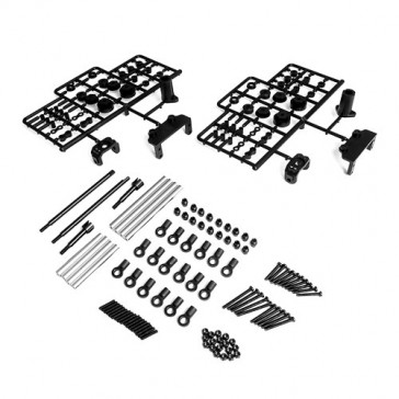 4-LINK SUSPENSION CONV. KIT FOR GS01 CHASSIS