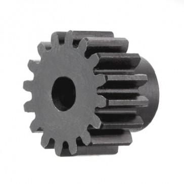 32DP PITCH 3MM HARDENED STEEL PINION GEAR 16T (1)