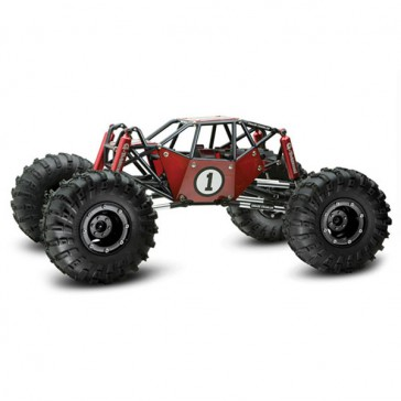 1/10 R1 ROCK BUGGY 4WD CRAWLER KIT (CLEAR PANELS)