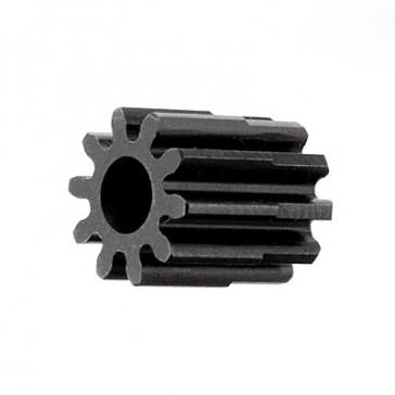 32DP PITCH 3MM HARDENED STEEL PINION GEAR 10T (1)