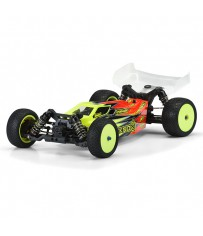 ELITE LIGHTWEIGHT BODY FOR TEKNO EB410 (CLEAR)