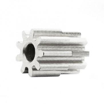 32DP PITCH 3MM HARDENED STEEL PINION GEAR 9T (1)