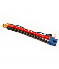 Charge lead (XH) : 2S Lipo battery car with EC3