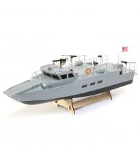 """Riverine Patrol Boat 22"""" RTR"""