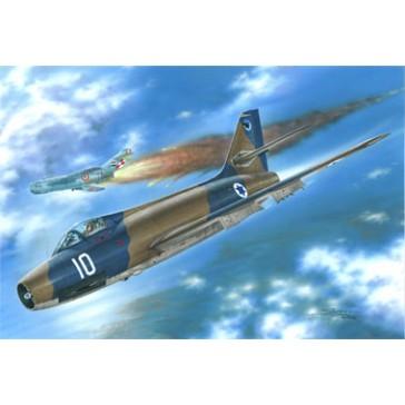 Dassault MD 450 Myst.IVA Israel1/72