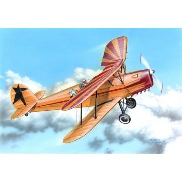Stampe S.V.4a/c Aerobatics 1/72